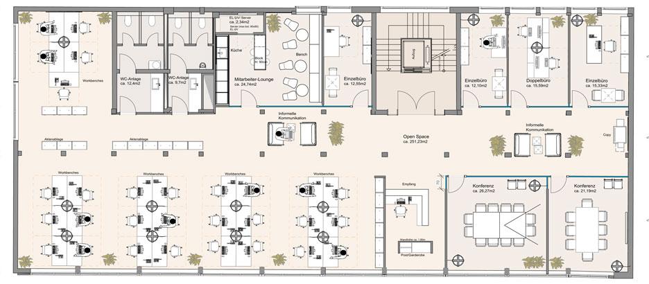 Moderne bürokonzepte  Nauhuri.com | Moderne Bürokonzepte Grundriss ~ Neuesten Design ...